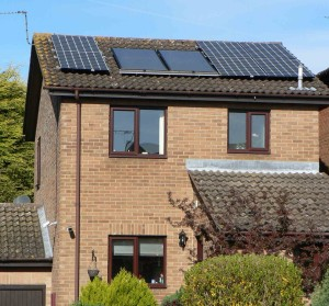 New Solar Install in Brackley Northants