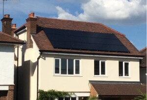 Solar PV – St Albans, Hertfordshire (2)