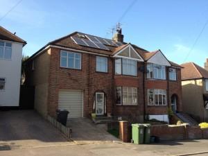 Solar PV Installation – Hemel Hempstead, Hertfordshire