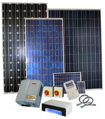 Solar Panel Installation Kit 263x300