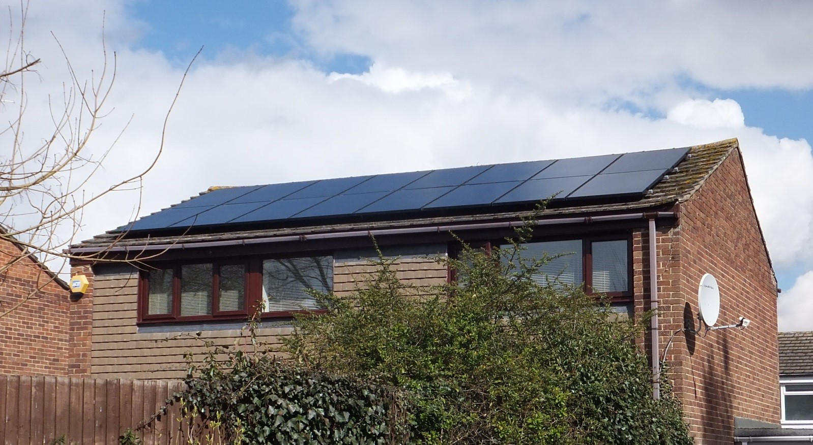 Solar Panels – Reading, Berkshire