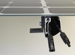 Wiring the Solar Panel