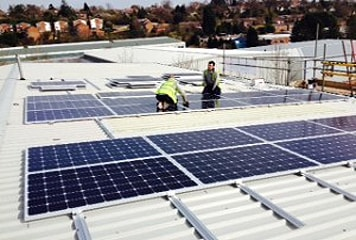 Solar Panel Installers Uk Residential And Commercial