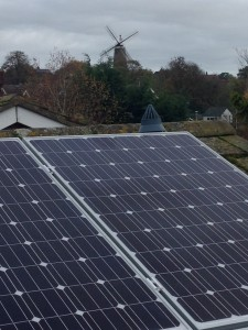 Buckinghamshire Solar PV Installation