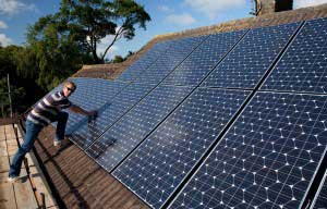 New Solar Project in Chesham