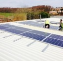 Commercial Solar Install in Chesham