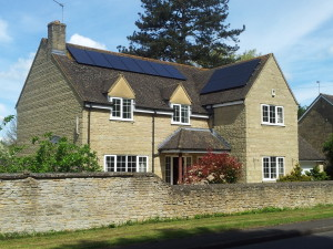 Solar Installation in Bicester
