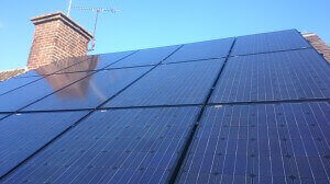 Solar PV install in Ivinghoe, Bedfordshire