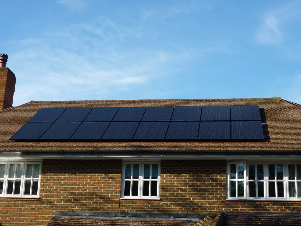 Solar PV Installation In Buckinghamshire