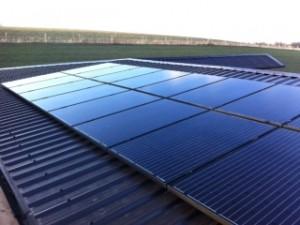 Solar Power Lighting Up Schools