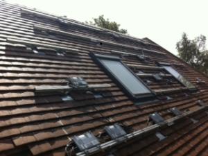 solar panel installation frame 300x225