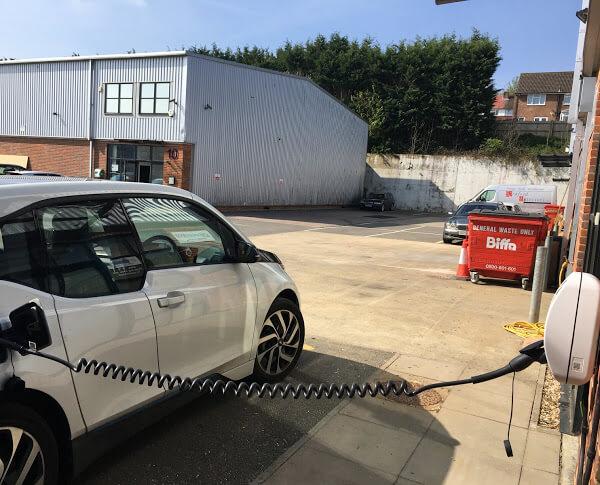 EO EV Charger Installer